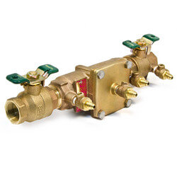 "1"" Double Check Valve Assembly (007M1-QT)"