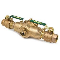 """1-1/2"""" 009M2QT RPZ (Bronze) Product Image"""