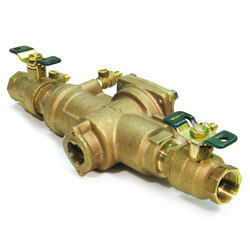 """1"""" Lead Free 009M2QT <br>RPZ (Bronze) Product Image"""