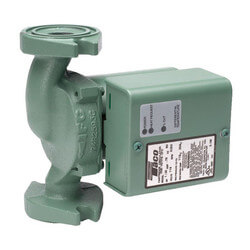 007 Variable Speed Delta-T Cast Iron Circulator Pump, 115V