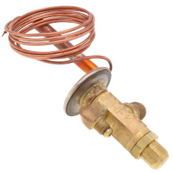 "1/4"" x 1/2"" SAE HF<br>Series Thermal<br>Expansion Valve (0.5 Ton) Product Image"