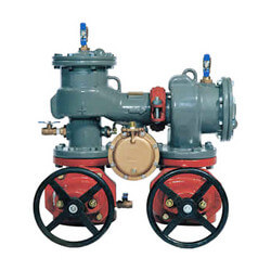 """4"""" 880V MasterSeries Configurable Design Reduced Pressure Zone Assembly (Lead Free)"""
