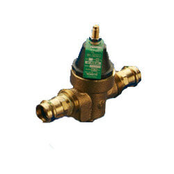 "3/4"" LFN45BM1 Pressure Reducing Valve (Press) Product Image"