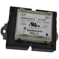 Transformer,<br>120/24V 40VA Product Image