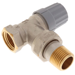 "1/2"" Angle Thermostatic Radiator Valve"