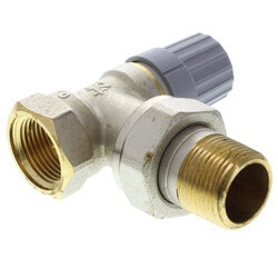"3/4"" Angle Thermostatic Radiator Valve"
