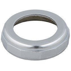 "1-1/2"" Die Cast Slip Nuts (Chrome Plated)"