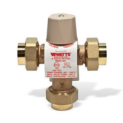 "1"" LFMMVM1-UT Lead Free Mixing Valve (Threaded) Product Image"
