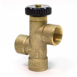"3/4"" 70A-T Threaded Tempering Valve (120° -160°)"