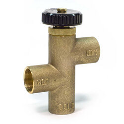"3/4"" 70A Sweat Tempering Valve (120° -160°)"