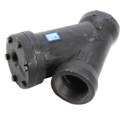 "3"" 77SI Cast Iron Wye Strainer (Threaded)"