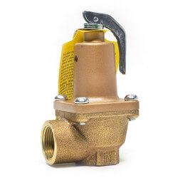 """3/4"""" 174A Relief Valve (100lb) Product Image"""