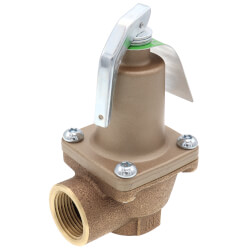 """3/4"""" 174A Relief Valve (150lb) Product Image"""
