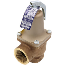 """1"""" 174A Relief Valve (125lb) Product Image"""