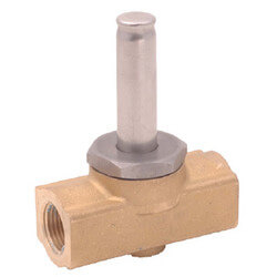 "3/8"" x 1/4"" Direct-Acting 2-Way Normally Closed Valve (1 Cv)"