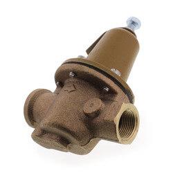 """3/4"""" N256 Bronze Feed Water Pressure Regulator"""