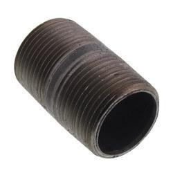"""1"""" x 2"""" Black Nipple Product Image"""