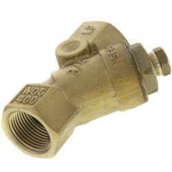 "3/4"" LF777SI Lead Free Brass Wye Strainer (Threaded)"