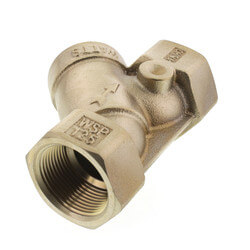 "1-1/4"" LF777SI Lead Free Brass Wye Strainer (Threaded)"