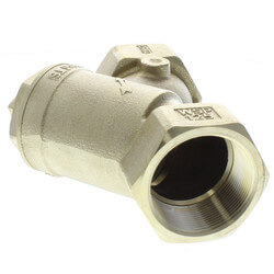 "2"" LF777SI Lead Free Brass Wye Strainer (Threaded)"