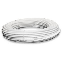 "3/8"" White PEX Tubing (300 ft Coil)"
