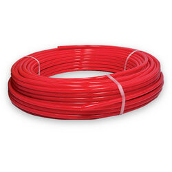 "3/8"" Red PEX Tubing (1000 ft Coil)"