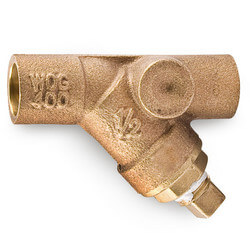 "1-1/2"" 777SM1-20 Bronze Wye Strainer (Threaded)"
