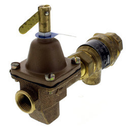 "B911S, 1/2"" Combo<br>Fill Valve & Backflow Preventer (Sweat) Product Image"