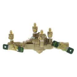 "1/2"" 009QT Lead Free RPZ (Bronze) Product Image"
