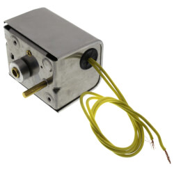 24V H-Series Medium Duty 2-Position Damper Actuator, Direct CCW Product Image