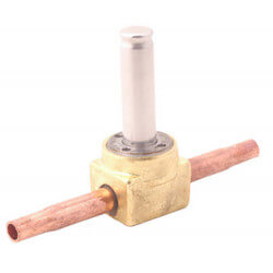 "1/4"" ODF 100RB 2-Way Normally Closed<br>Direct Acting Valve Product Image"
