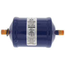 "3/8"" ODF EK08-Series Liquid line Filter Drier Product Image"