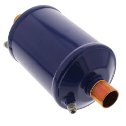 "7/8"" ODF ASD-Series Premium Suction Line Filter Drier Product Image"