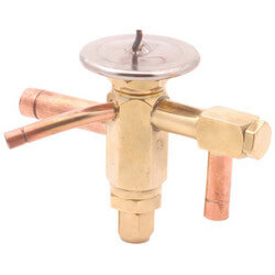"3/8"" x 1/2"" SAE Angle HFE(S)-Series Externally Equalized Valve (1 Ton) Product Image"