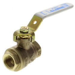 "LFFBV-3C, 3/8"" Full Port Threaded Ball Valve, Lead Free"