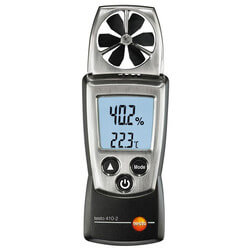 410-2, Pocket-Sized Air & Humidity Anemometer<br>(0 to 100 %rF) Product Image