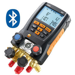 557, Digital Bluetooth Manifold with Vacuum Sensor (-58°-302°F) Product Image