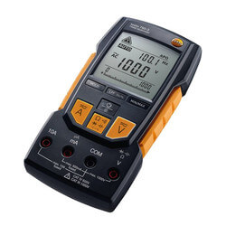 Digital Multimeter w Auto-Test, Capacitance, TRMS, Low Pass Filter & 1000V Product Image