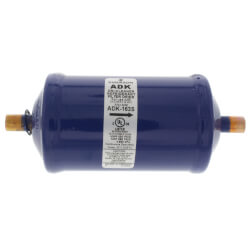 """3/8"""" ODF ADK163S-Series Core Style Liquid Line Filter Drier Product Image"""