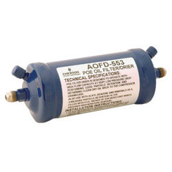 """3/8"""" Male Flare AOFD553-Series Oil Filter Drier Product Image"""