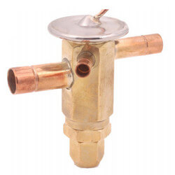 "1/4"" x 1/2"" ODF S/T Thermal Expansion<br>Valve (1/2 Ton) Product Image"