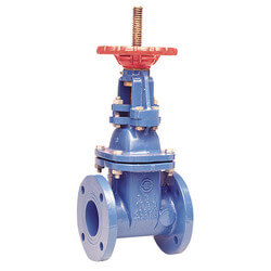 "4"" 48OSY Resilient Wedge Gate Valve"
