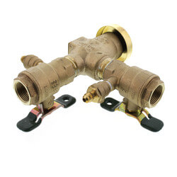"3/4"" LF800M4QT Anti-Siphon Pressure Vacuum Breaker, No Lead Product Image"