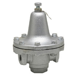 "152A 1"" Iron Process Steam Pressure Regulators (1 152A 3-140)"
