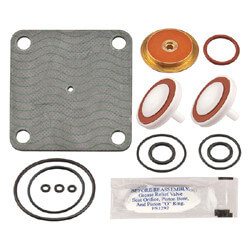 "Lead Free 3/4"" to 1"" <br>Complete Rubber <br>Parts Kit (RK 909 RT) Product Image"