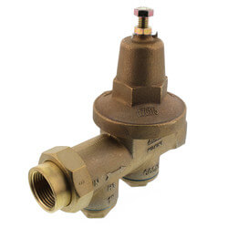 "1"" Lead Free FNPT Union x FNPT Pressure Reducing Valve"