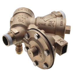 "1"" Wilkins 975LXL2 RPZ, Less Ball Valves<br>(Lead Free) Product Image"