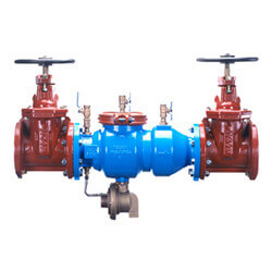 "3"" Reduced Pressure Principle Assembly w/ OS&Y Gate Valves Product Image"