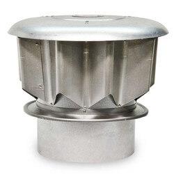 "10"" Star-Kap, Aluminum Vent Cap Product Image"