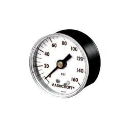 "4"" 1008AL Stainless Steel Case Pressure Gauge<br>(Liquid Filled), 5000 psi Product Image"